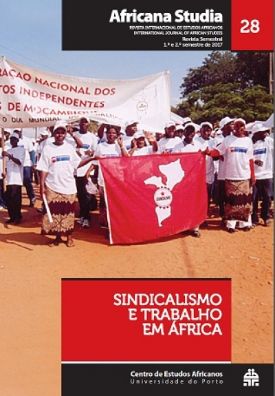 Africana Studia nº 28 - Trade Unions and Labour in Africa